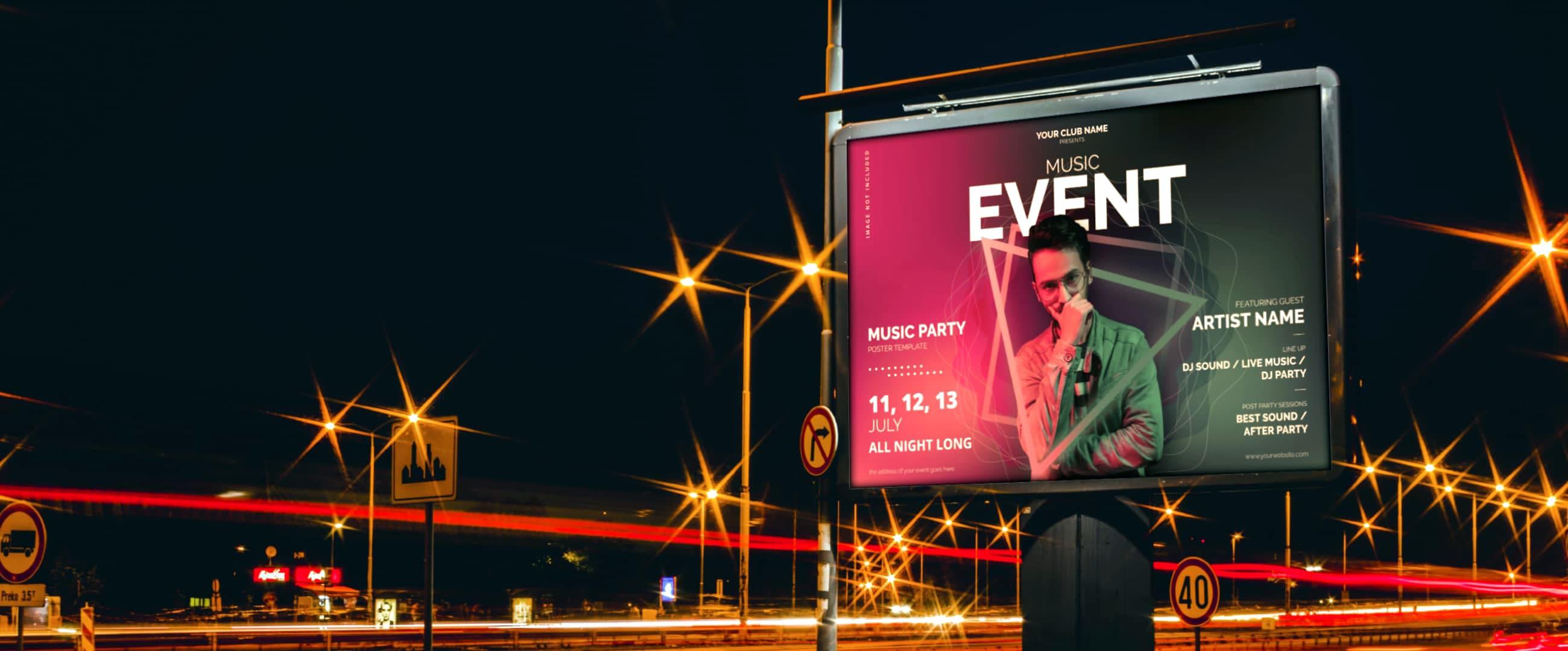 Reklama na billboardach w Toruniu, Bydgoszczy, Włocławsku, Inowrocławiu, Grudziądzu